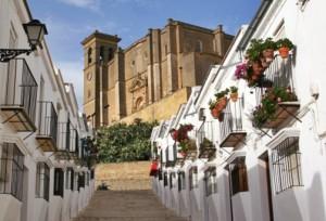 Osuna, location of Alba Inglés